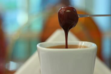 Cara Membuat Cokelat Lumer yang Enak