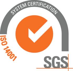 SGS_ISO 14001_Logo