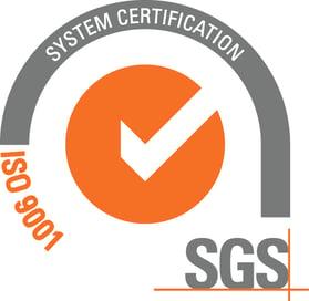 SGS_ISO 9001_Logo