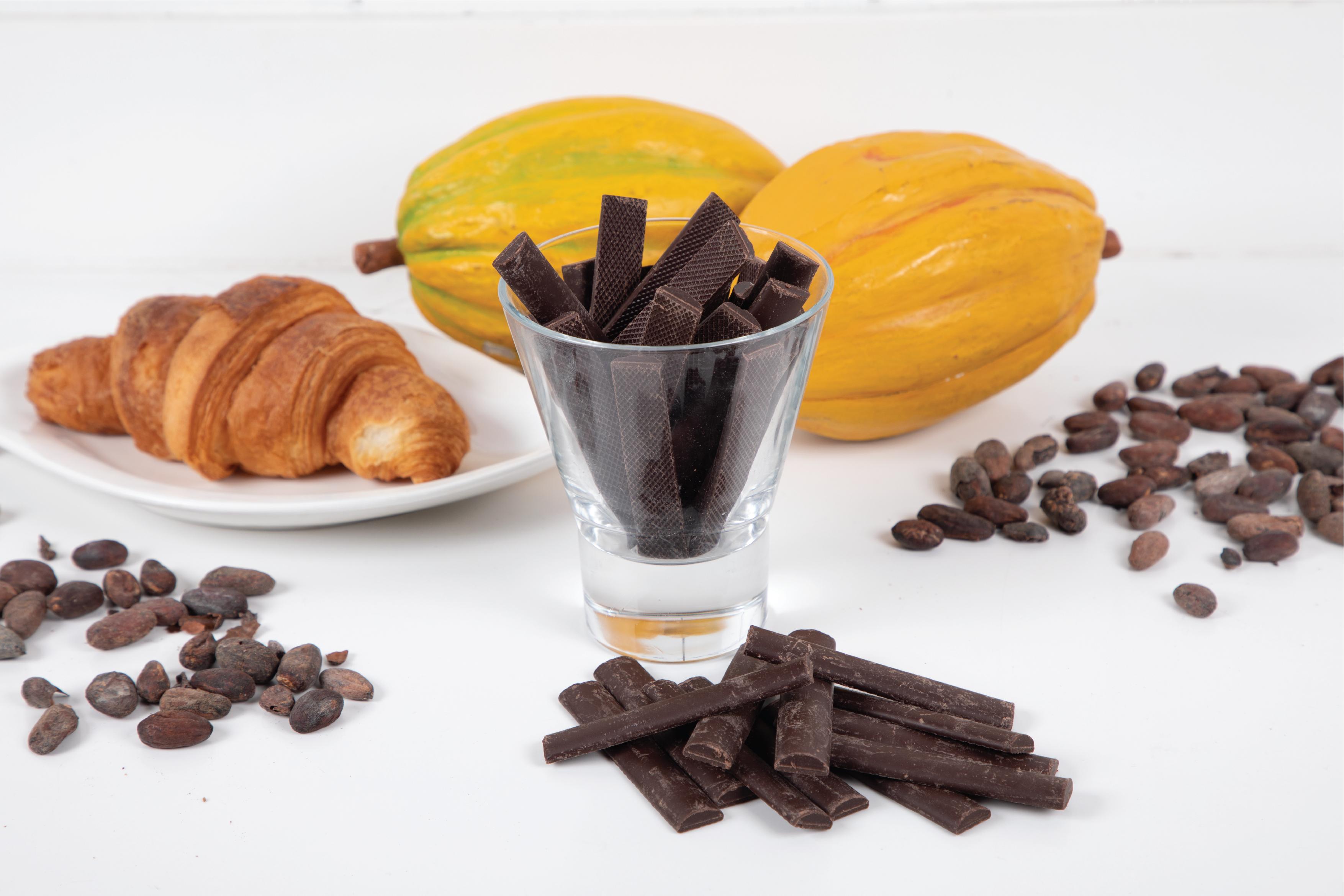 chocolate batons - 1