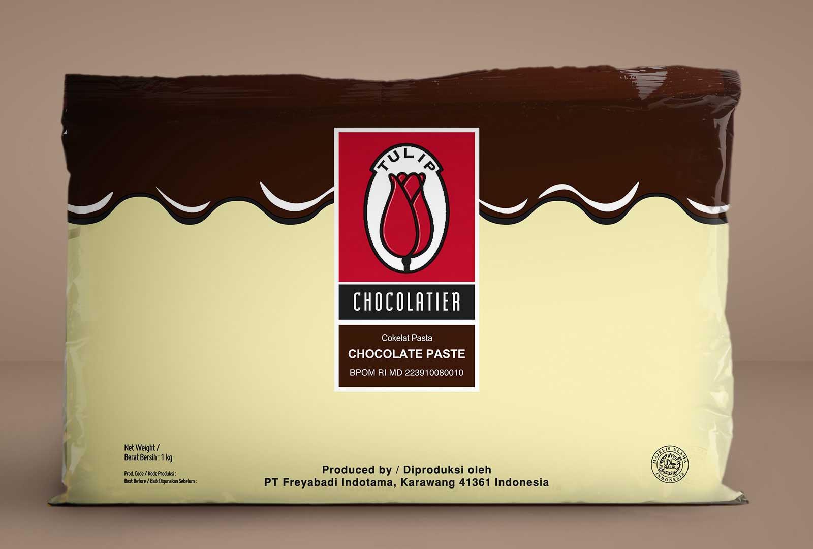 Tulip Chocolatier Chocolate Paste